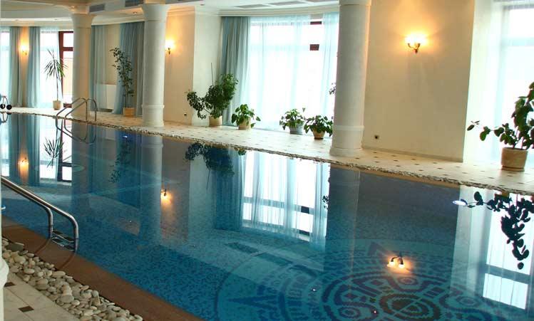 Строительство бассейнов - комплексный подход