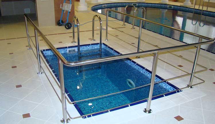 Выбор типа бассейна