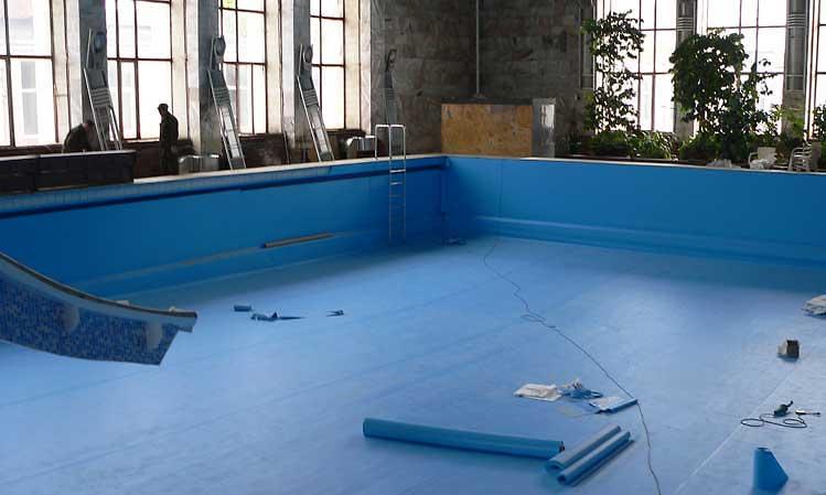 Восстановление бассейнов
